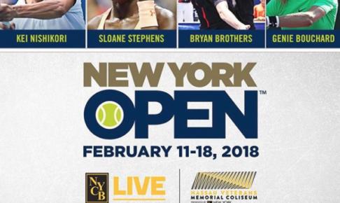 NYオープン2018