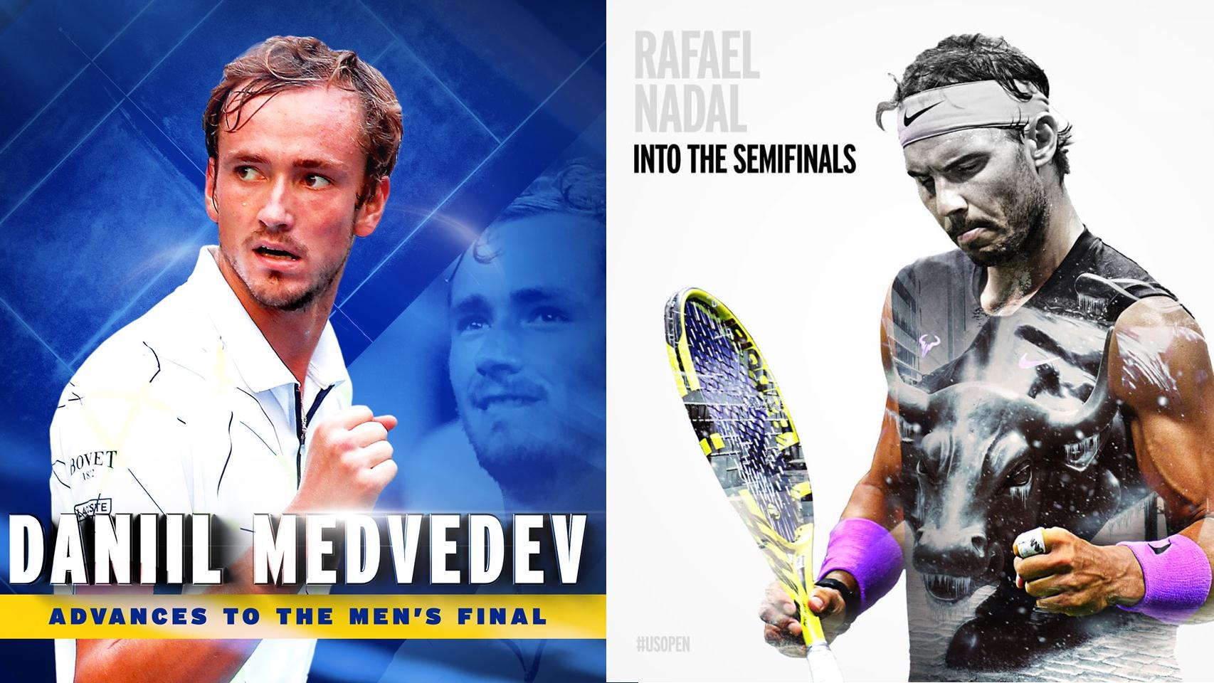 全米オープンテニス・男子シングルス決勝戦