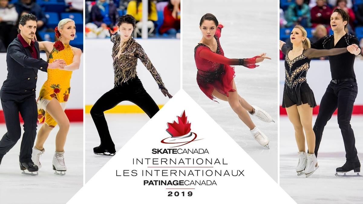 羽生 結 弦 カナダ 大会 2019