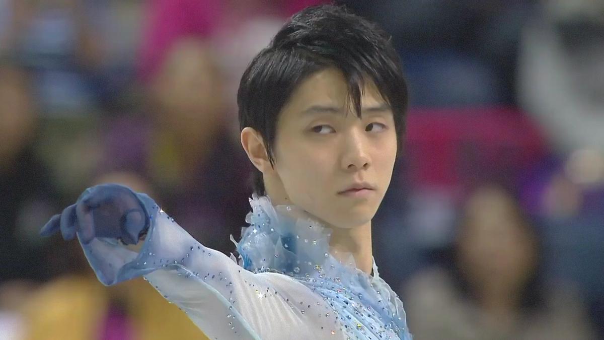 羽生結弦の全日本フィギュアスケート選手権2019
