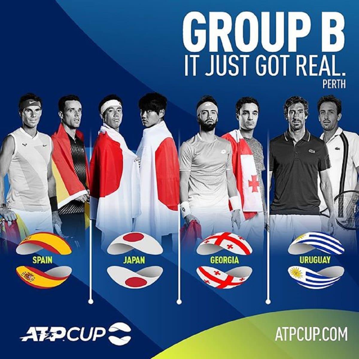 ATPカップ 2020とは?試合日程、ルール、賞金、ポイント、チケット ...