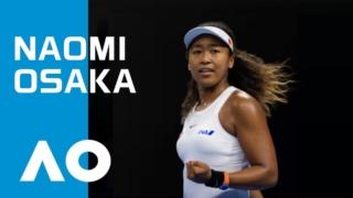 大坂なおみ-全豪オープンテニス