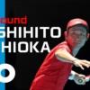 全豪オープンテニス2020-西岡良仁3回戦