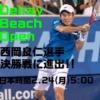 デルレイビーチオープン2020決勝戦 西岡良仁
