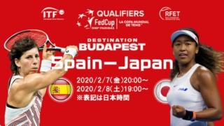 フェドカップ(女子国別対抗戦)2020