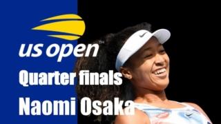 全米オープンテニス2020準決勝進出の大坂なおみ