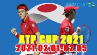 ATPカップ2021日本代表チーム