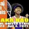 マイアミオープンテニス2021-大坂なおみ
