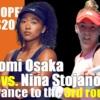 大坂なおみvs N.ストヤノヴィチ・3回戦 2021マイアミ・オープンテニス