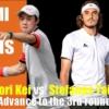 錦織圭vs ステファノス・チチパス マイマミオープン2021の3回戦