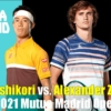 マドリードオープン2021 錦織圭vs.アレクサンダー・ズベレフ 男子シングルス2回戦