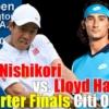【錦織圭vs L.ハリス】2021シティ・オープン準々決勝