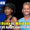 【大坂なおみ vs M.ボウズコバ】女子シングルス1回戦 2021 全米オープンテニスの試合日程
